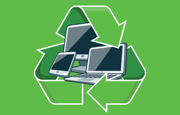 recycle electricals