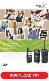 Hytera DMR Licence Free Radios
