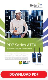 hytera pd7 atex series brochure