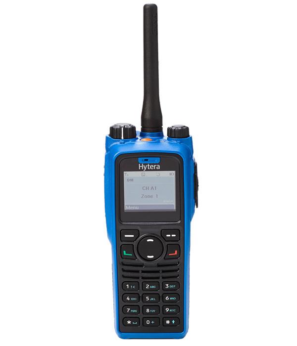 hytera pd795ex portable