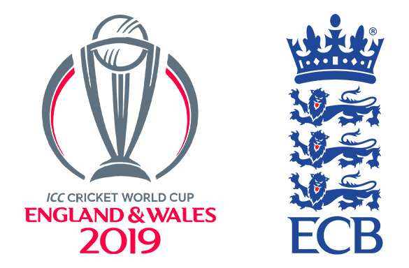 ECB and ICC Cricket World Cup Logos