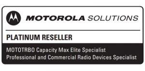 Audiolink Motorola Platinum Partner Logo