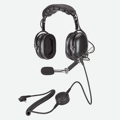 Motorola mh-201a4b heavy duty headset