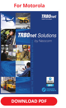 Trbonet Dispatcher Brochure
