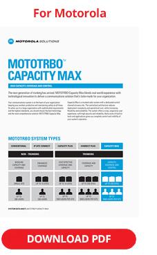 mototrbo capacity max datasheet