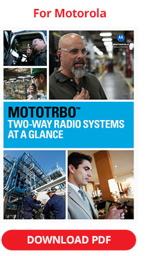 mototrbo solutions brochure