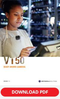 Motorola vt50 brochure