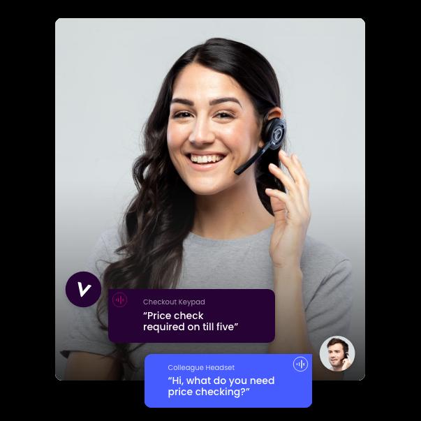 VoCoVo Serve customers faster