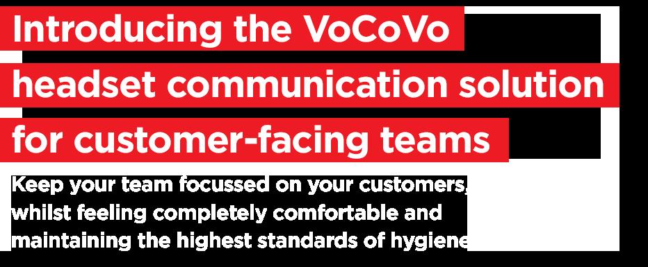 VoCoVo Slider Title