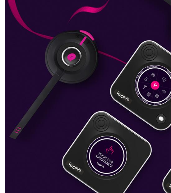 VoCoVo headset communication solutions