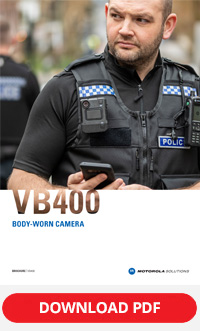 Motorola vb400 brochure