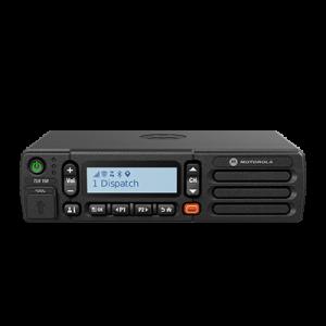 Motorola WAVE PTX TLK 150 Mobile Radio